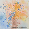 How to Paint a Bird in Watercolor - Narrated