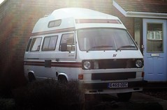 E469 ODC (Nivek.Old.Gold) Tags: 1988 volkswagen transporter 78ps autosleeper camper 1915cc t3