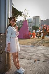 龍彩威/2018-03 (亂 ㄕㄜˋ 一族) Tags: contaxrx carlzeisst 25mm28aeg kodaksupergold400