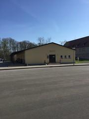 Buchenwald: Museumscafé (jacobchristensen) Tags: spring germany memorial weimar buchenwald