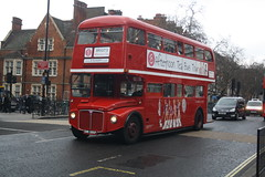Afternoon Tea Bus Tour (lazy south's travels) Tags: london england english britain british bus routemaster aec parkroyal tour smk686f