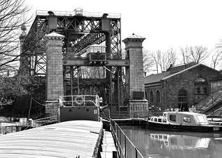 Altes Schiffshebewerk / old canal lift