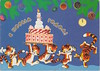 НГ13.jpg (odalia21) Tags: 1997г годовик двойная любовцевв новыйгод снеговик современная тигр тигренок тигрята торт