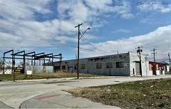 """Chester, Pennsylvania (Laura Gonzalez/ PBNPhotography) Tags: chester slums ghetto decline architecture blight town """"smalltown"""" """"citycenter"""" """"mainstreet"""" neighborhood industry industrial manufacturing business steel rust workers factory plant"""