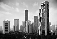 Jakarta, Sudirman (dagr) Tags: 6x9 acros100 horsemaner1 indonesia jakarta