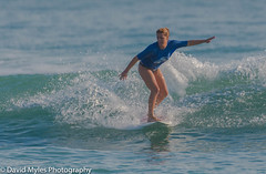 500_3024 (mylesfox) Tags: surfer surfing girl woman sea ocean waves board