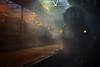 4079 & smoke machine (ralph.ward15) Tags: steam smoke diidcot 4079 shed gwr