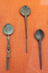 Deutsches Klingenmuseum, Solingen (arry_katze) Tags: deutschesklingenmuseum solingen museum germany antike ancientworld löffel spoon persien persia
