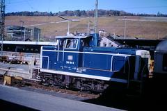 Wurzberg Shunter (ee20213) Tags: deutschebahn classv360 wurzburghaupthbanhof db shunter bavaria germany 3601614