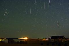 Brightest Perseids 2016 (Explored) (northern_nights) Tags: perseidmeteors meteors stacked cheyenne wyoming nikond71000 nikkor35mmf14 astronomy stars night