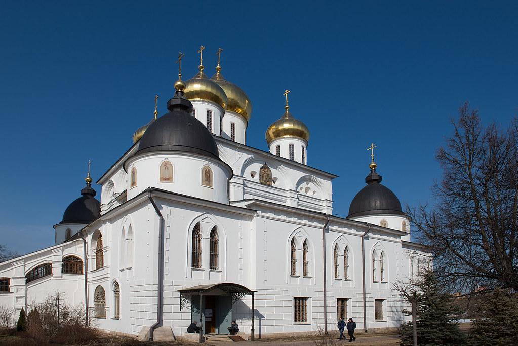 фото: Кафедральный собор Успения Пресвятой Богородицы