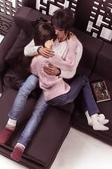 Together (*Ryuugan*) Tags: dollclans kien iplehouse leonard bjd doll abjd