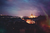 After the rain (tropeone) Tags: budapest city cityscape 35mm skyline rain clouds evening europe travel travelogue ferris wheel hungary
