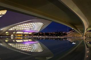Ciutat de les Arts i les Ciències - Valencia, Spain
