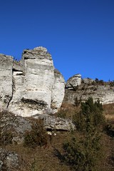 IMG_1758 (Joan van der Wereld) Tags: polishjurassicupland nature naturephotography landscape rock limestone hilly boulder poland south