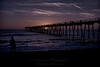Hermosa Beach California (ChrisN02) Tags: hermosa california hermosabeach beach sunset hermosabeachsunset ocean bluehour people sand tides water sea sky sun sunsetting lights village lifeguardhouse pier hermosabeachpier hermosapie