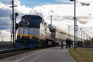 CDTX #2051 Railfans Roseville
