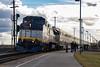 CDTX #2051 Railfans Roseville (ScholzRUNNER) Tags: amtrak amtrakcalifornia capitolcorridor unionpacificrailroad uprr roseville california usa rosevilleyard dash832bwh p32bwh dash8 ge generalelectric trains transportation railroad tracks