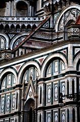 Arquitectura (Colombaie) Tags: toscana firenze viaggio pasqua 2018 gabriella visitare scoprire arte architettura rinascimentale giotto brunelleschi bicolore accumulo duomo santamariadelfiore gotico rinascimento