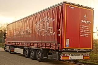 Krone Profi Liner 3-Axled Curtainsider - Speed trans Spz.o.o. Nowy-Sacz, Polska