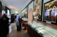 09. Освящение икон и выставка в музее 08.04.2018 г