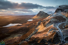 The Quiraing Winter Sunrise (James G Photography) Tags: attraction blackcuillin cleat cuillin highland highlands isleofskyephotography landscapephotography march mistyisle mountains portree quiraing river road scotland scottishhighlands skye sligachan snow staffin steeproad sunrise thequirang tourist visitor waterfall winter workshop unitedkingdom gb