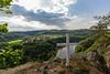 IMG_5670 (Městský průzkum) Tags: slapy přehrady river vltava vyhlídka nature canon czech cesko ceska priroda krajina sun sunset vesnice village green sky blue camera photo prague