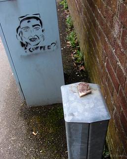 TLOP: used tea bag