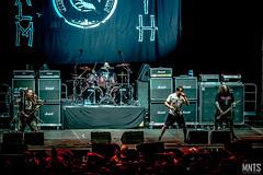 Napalm Death - live in Metalmania XXIV fot. Łukasz MNTS Miętka-20