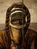 """""""Touaregs au bivouac"""". Huile sur toile (1931) de Paul Jouve. Détail. (Gilles Daligand) Tags: portrait homme touareg tableau pauljouve détail"""