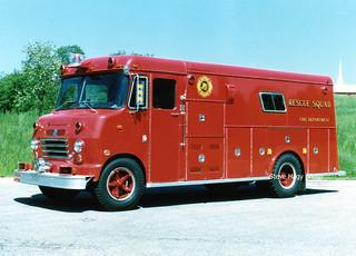 Fairfield OH   1976 IH/Gerstenslager Rescue