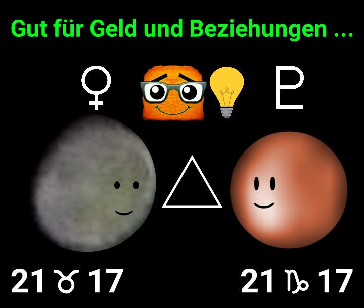 Venus Trigon Pluto
