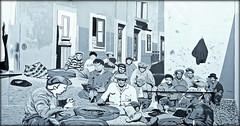 Olhão 2017 - Graffito de Mistik 05 (Markus Lüske) Tags: portugal algarve ria riaformosa olhao olhão graffiti graffito kunst art arte wandmalerei mural muralha street streetart urban urbanart lüske lueske