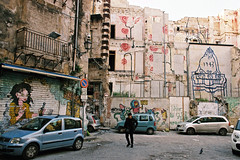 Palermo (boris bajcetic) Tags: italy sicily sicilia palermo canon eos 30 analog photo kodak gold 200
