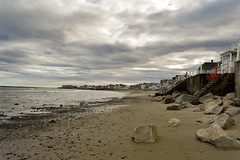 Wandering (Livid Moments) Tags: maine wellsbeach coast eastcoast beach seascape ocean nikond3200 photography amateur landscape wideangle newengland moments memories