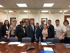 Meeting with Community Anti-Drug Coalitions of America (CADCA)