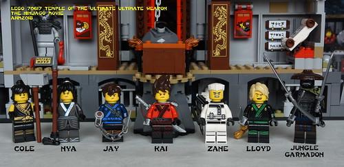 LEGO 2 x Hosen Beine Indianermotiv Häuptling rot 970c00pb025    ww017