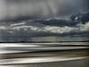 The Severn Estuary and Bridge (nerd.bird) Tags: river severn gloucestershire sand mud clouds sky dramatic rain storm bridge crossing water