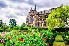 Arundel (Kevin R Thornton) Tags: arundelcathedral d90 arundelcastlegardens cathedral sussex arundel landscape garden uk nikon england unitedkingdom gb