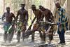 Danse du feu, Bassar, Canton de Bangel, Togo (Sekitar) Tags: westafrika west africa ouest afrique togo danse feu bassar feuertanz fire dance canton bangel