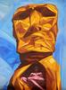 Enigma dello Spazio #06 - Artist: Leon 47 ( Leon XLVII ) (leon 47) Tags: leon 47 xlvii guy bourdin triangulism art triangolismo metafisica metaphysics surrealism surrealismo umanismo humanism individualismo individualism individuality enigma space metaphysical painting pittura arthur schopenhauer friedrich nietzsche abstract figure spazio arte astratta minimalism minimalismo giorgio de chirico arnold böcklin artwork sell by artist buy original