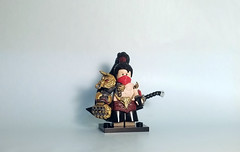 Doomfist Dynasty Warrior (Tuminio) Tags: overwatch lego minifigure custom doomfist oriental dynasty warrior