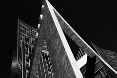 Rising (RonP2017) Tags: architecture bw building dark blackwhite 1855mm xt2 fujifilm