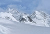 Lyskamm, Pollux and Castor (south*swell) Tags: switzerland zermatt mountain mountains mountainous snow scenery landscape lyskamm pollux castor