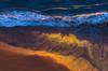 La plage vue des remparts (En Couleur) (Remnaeco35) Tags: reflets saintmalo soleil vagues plage pentaxk5 ombres