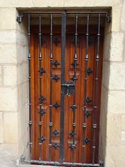 Viana puertas en la calle Navarra 03 (Rafael Gomez - http://micamara.es) Tags: viana puertas en la calle navarra