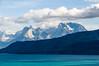 13-1511 (George Hamlin) Tags: chile torres del paine national park lago toro mountains cloudslake water ridge silhouette light shadow landscape scenery photo decor george hamlin photography