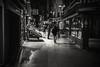 Street life.... (Dafydd Penguin) Tags: street life urban night shot candid after dark shots scene town village city spain catalunya catalonia costa brava blackandwhite backwhite black white monochrome mono bw leica m10 summicron 35mm f2 asph