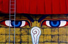 BOUDHANATH: Estupa (RLuna (Charo de la Torre)) Tags: nepal asia kathmandú bhaktapur bandipur pokhara patan pashupatinath boudhanath swoyambhunath durban unesco photo canon viaje vacaciones travel trip holidays rluna rluna1982 ecologia medioambiente naturaleza nature cultura instagram flickr spotlight instagramapp photography portrait people