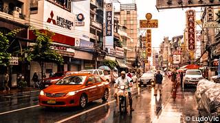 Bangkok's street
